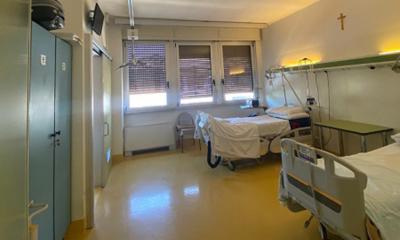 Ospedale di Bozzolo (MN): iniziate le installazionidei sollevatori abinario